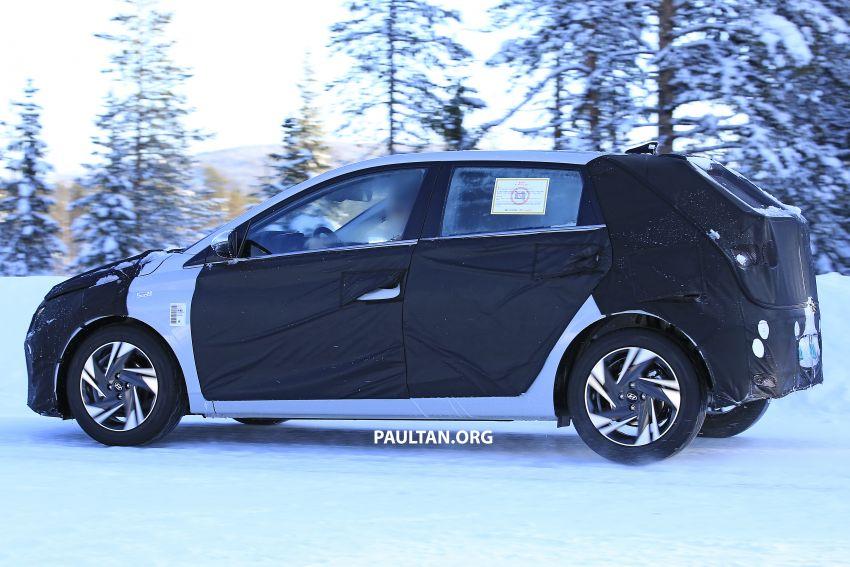 New Hyundai i20 shown in sketches – Geneva debut Image #1077517