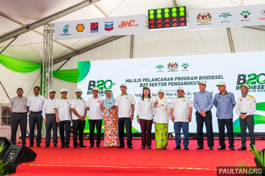 B20 biodiesel programme officially kicks off, starting in Langkawi and Labuan – across M'sia by June 2021 Image #1084909