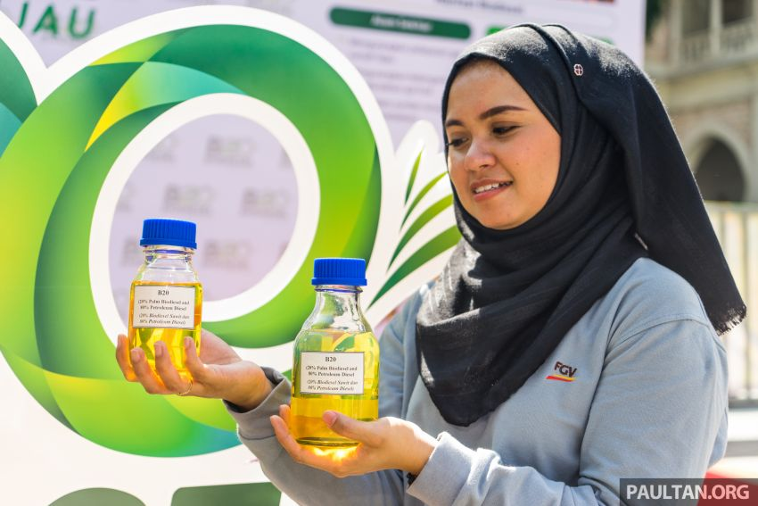 B20 biodiesel programme officially kicks off, starting in Langkawi and Labuan – across M'sia by June 2021 Image #1084910