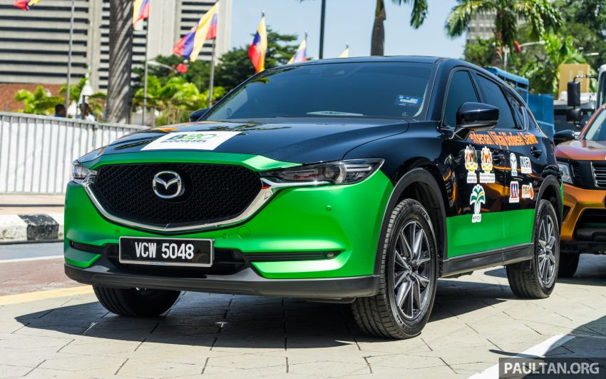 B20 biodiesel programme officially kicks off, starting in Langkawi and Labuan – across M'sia by June 2021 Image #1084913