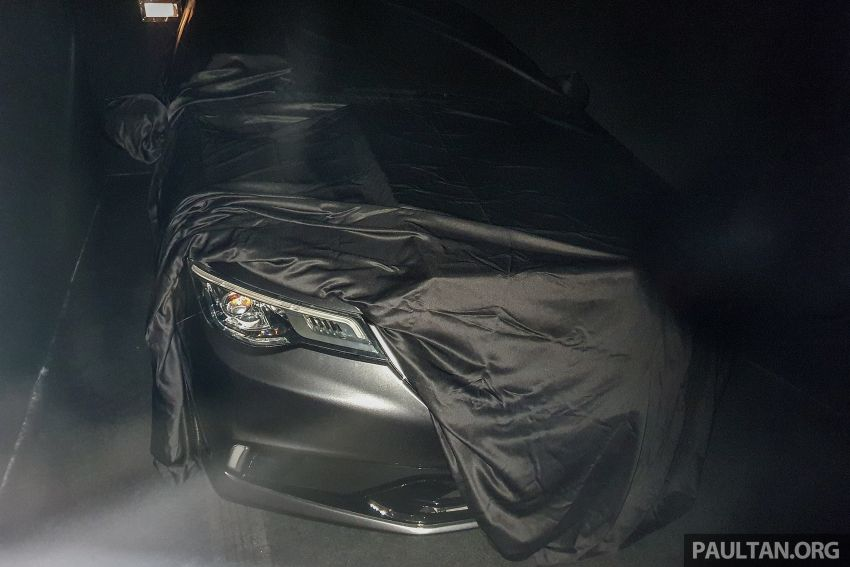 """DreamEdge teases new national car prototype – full Malaysian effort, sedan promises to be """"fun to drive"""" Image #1085210"""