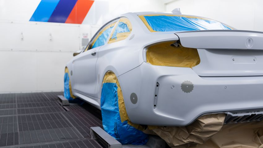 BMW M2 Competition turned into art by Futura 2000 Image #1082140