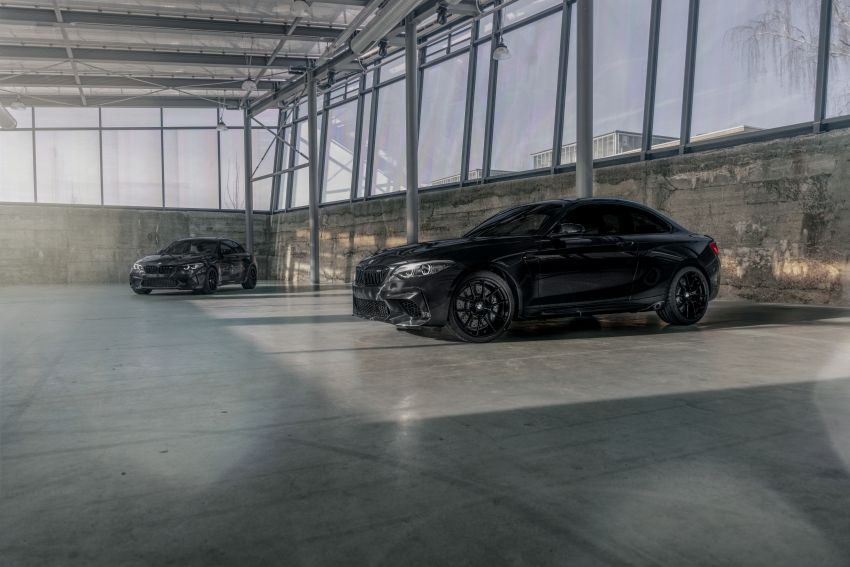 BMW M2 Competition turned into art by Futura 2000 Image #1082072
