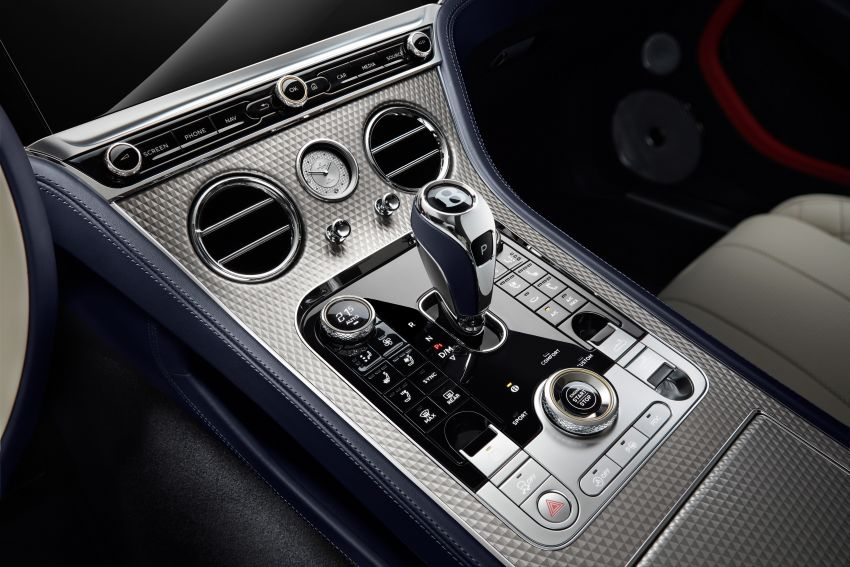 Bentley Continental GT Mulliner Convertible revealed Image #1084457