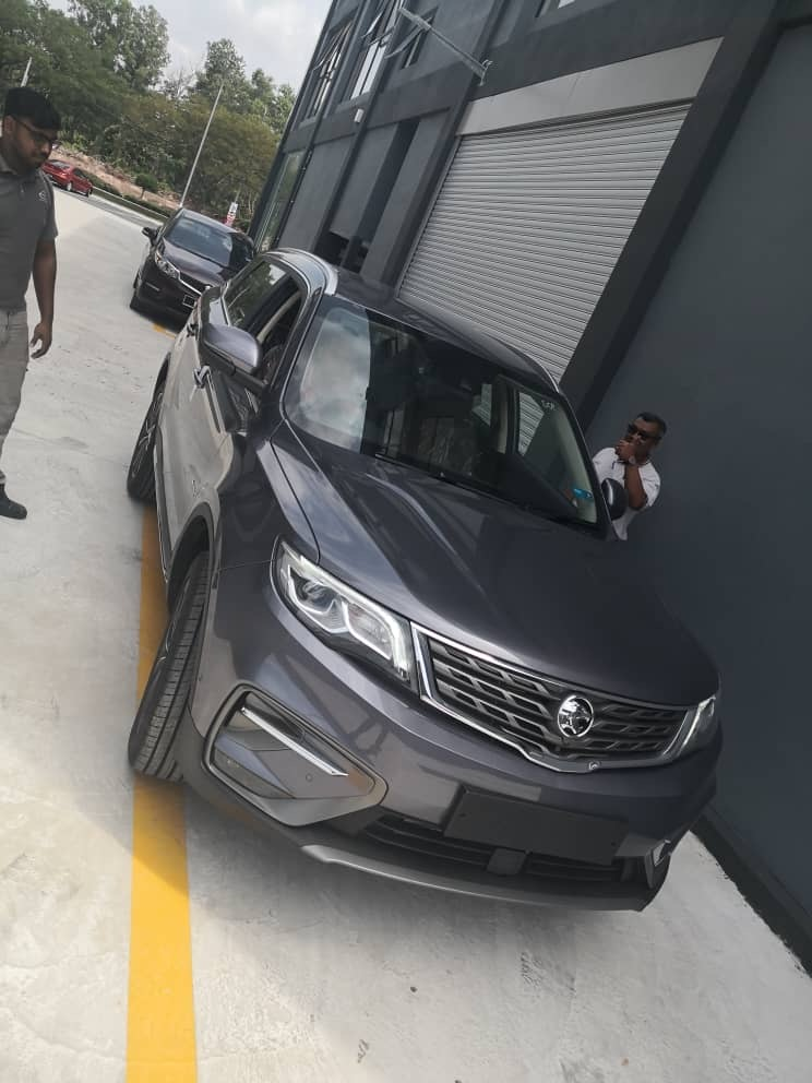 2020 Proton X70 CKD details: 4 variants, AWD dropped, new ventilated seats and power boot Image #1078810