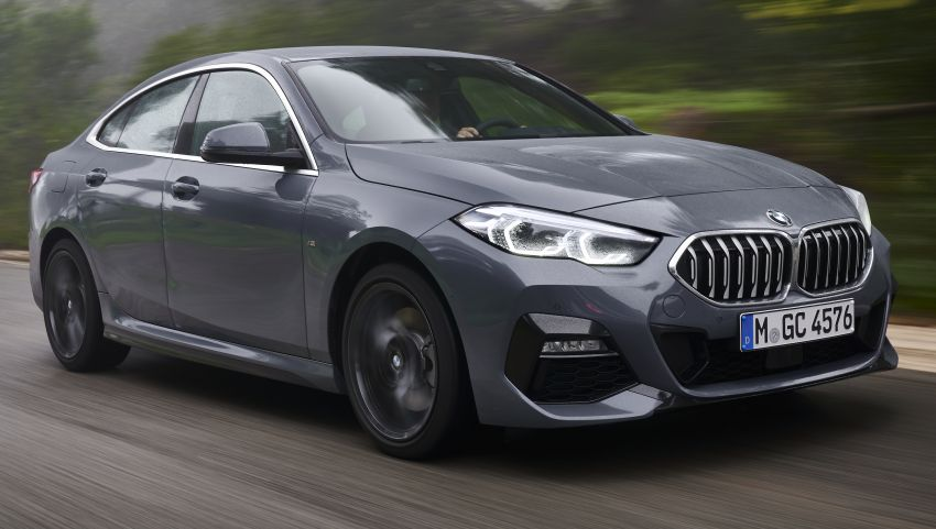 GALLERY: F44 BMW 2 Series Gran Coupé in Lisbon Image #1088830