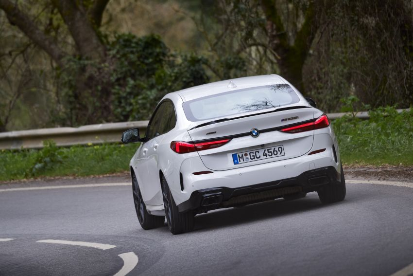 GALLERY: F44 BMW 2 Series Gran Coupé in Lisbon Image #1088945