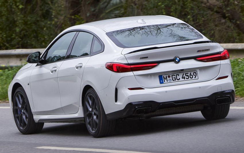 GALLERY: F44 BMW 2 Series Gran Coupé in Lisbon Image #1088946