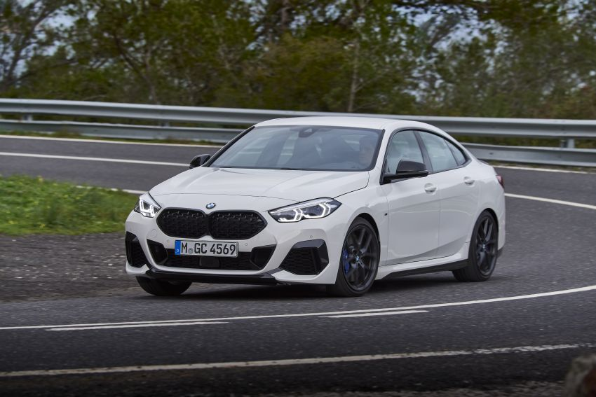 GALLERY: F44 BMW 2 Series Gran Coupé in Lisbon Image #1088947