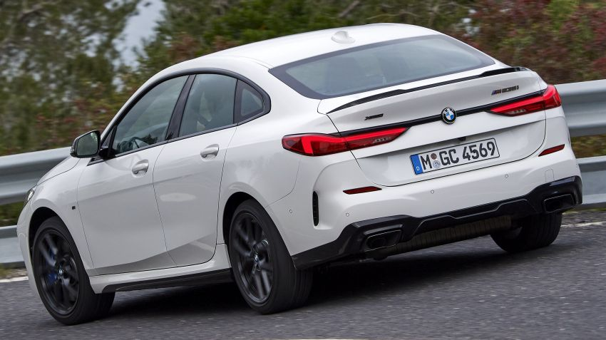 GALLERY: F44 BMW 2 Series Gran Coupé in Lisbon Image #1088948