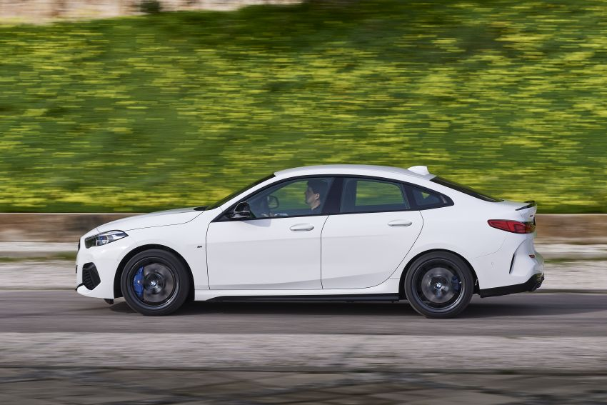 GALLERY: F44 BMW 2 Series Gran Coupé in Lisbon Image #1088950