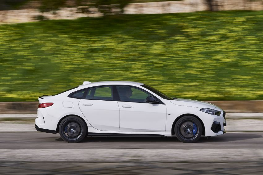 GALLERY: F44 BMW 2 Series Gran Coupé in Lisbon Image #1088952