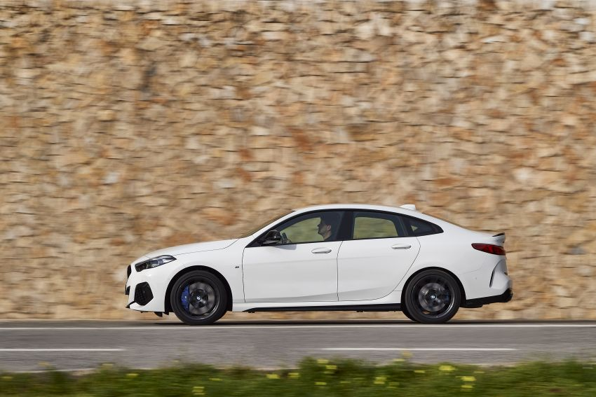GALLERY: F44 BMW 2 Series Gran Coupé in Lisbon Image #1088953