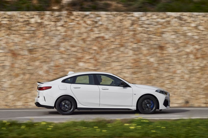 GALLERY: F44 BMW 2 Series Gran Coupé in Lisbon Image #1088954