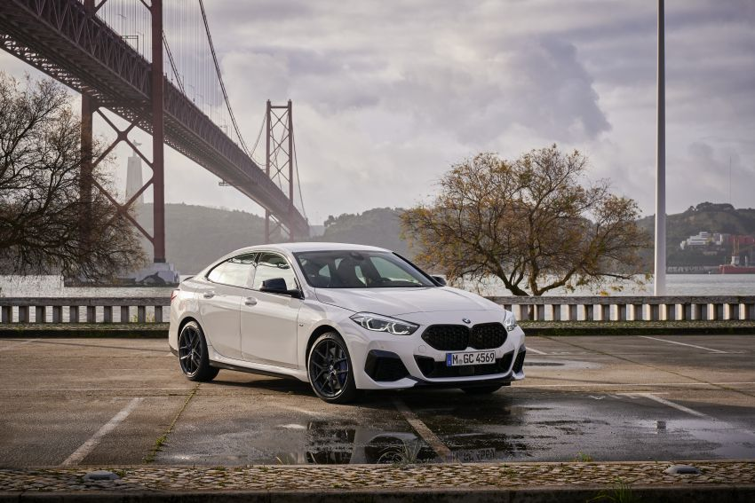 GALLERY: F44 BMW 2 Series Gran Coupé in Lisbon Image #1088955