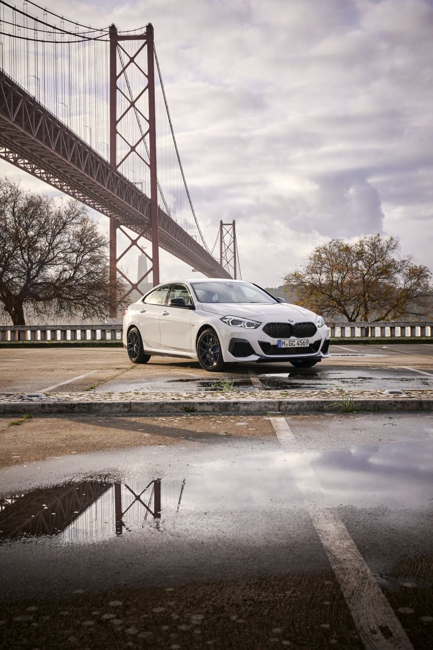 GALLERY: F44 BMW 2 Series Gran Coupé in Lisbon Image #1088956