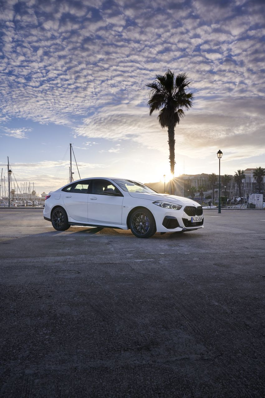 GALLERY: F44 BMW 2 Series Gran Coupé in Lisbon Image #1088957