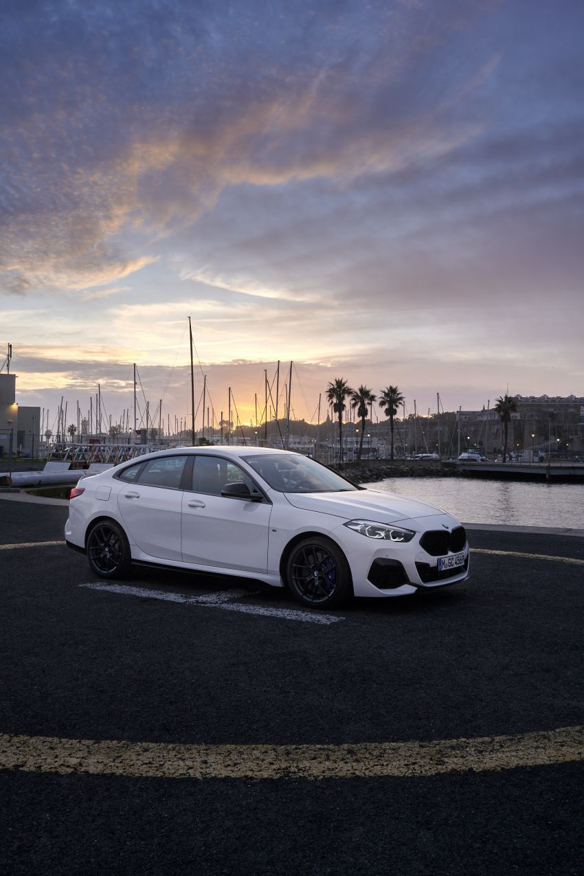 GALLERY: F44 BMW 2 Series Gran Coupé in Lisbon Image #1088958