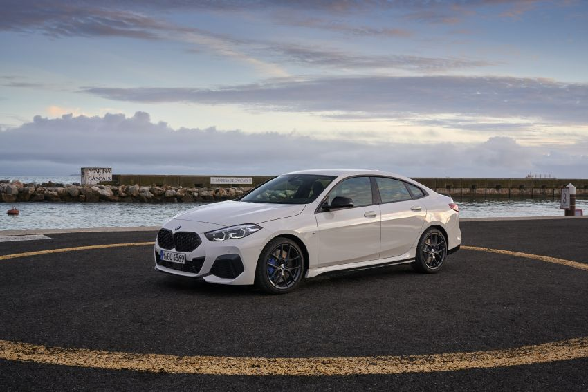 GALLERY: F44 BMW 2 Series Gran Coupé in Lisbon Image #1088960