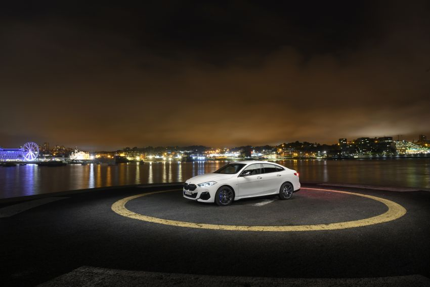 GALLERY: F44 BMW 2 Series Gran Coupé in Lisbon Image #1088962