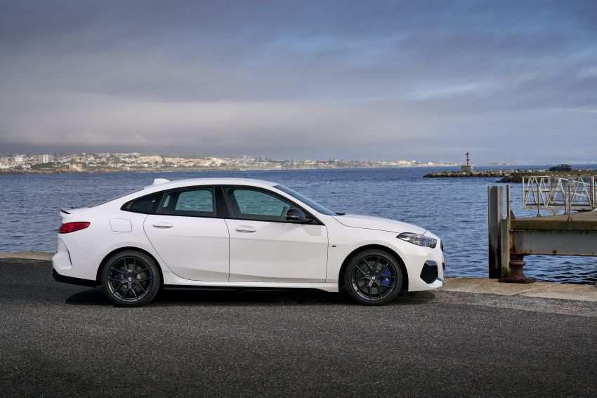 GALLERY: F44 BMW 2 Series Gran Coupé in Lisbon Image #1088965