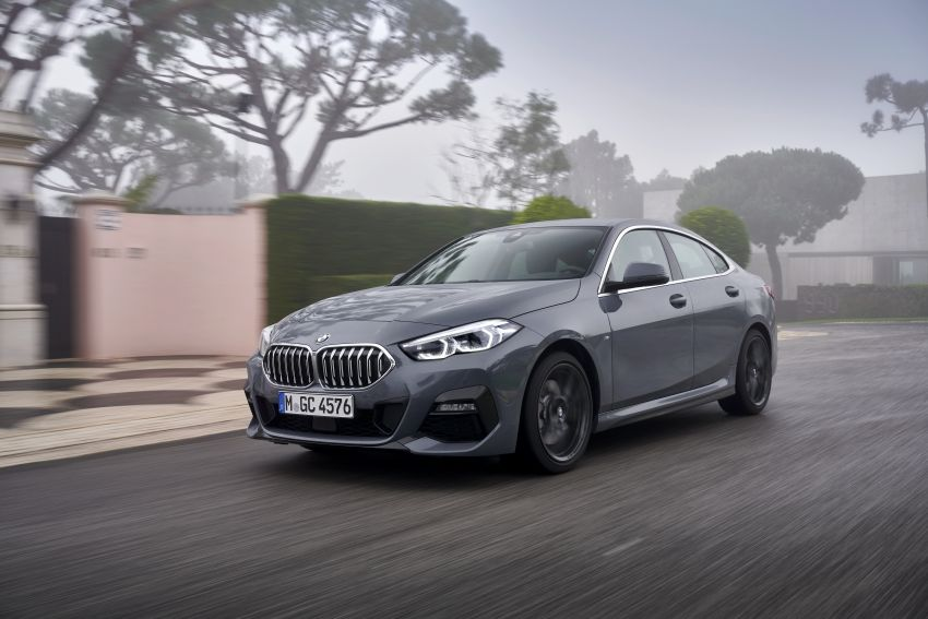 GALLERY: F44 BMW 2 Series Gran Coupé in Lisbon Image #1088832