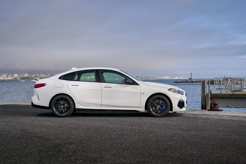 GALLERY: F44 BMW 2 Series Gran Coupé in Lisbon Image #1088967
