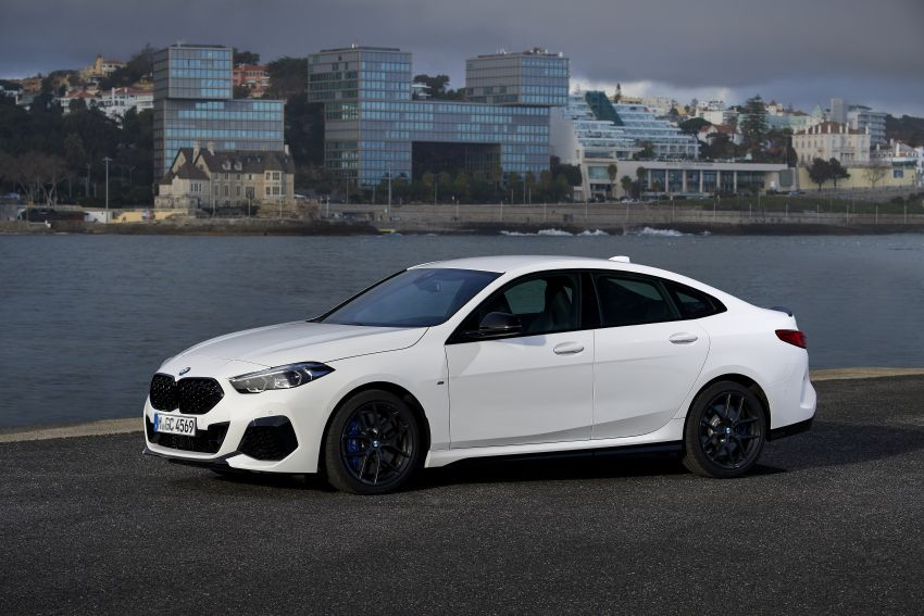 GALLERY: F44 BMW 2 Series Gran Coupé in Lisbon Image #1088969
