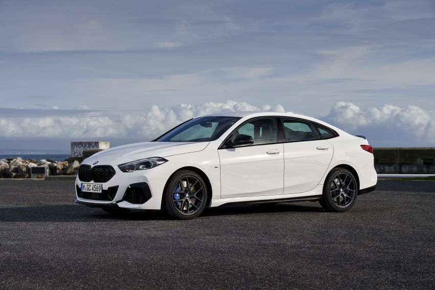 GALLERY: F44 BMW 2 Series Gran Coupé in Lisbon Image #1088970