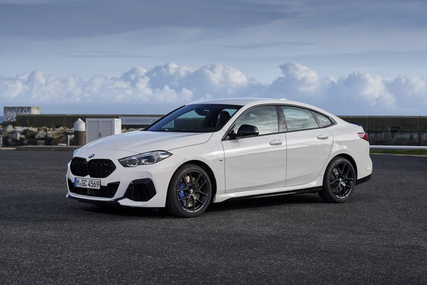 GALLERY: F44 BMW 2 Series Gran Coupé in Lisbon Image #1088971