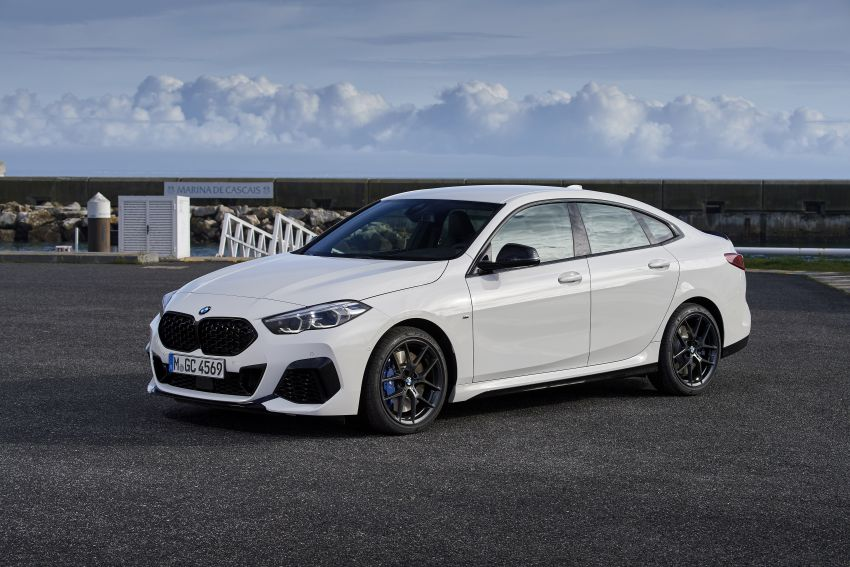 GALLERY: F44 BMW 2 Series Gran Coupé in Lisbon Image #1088972