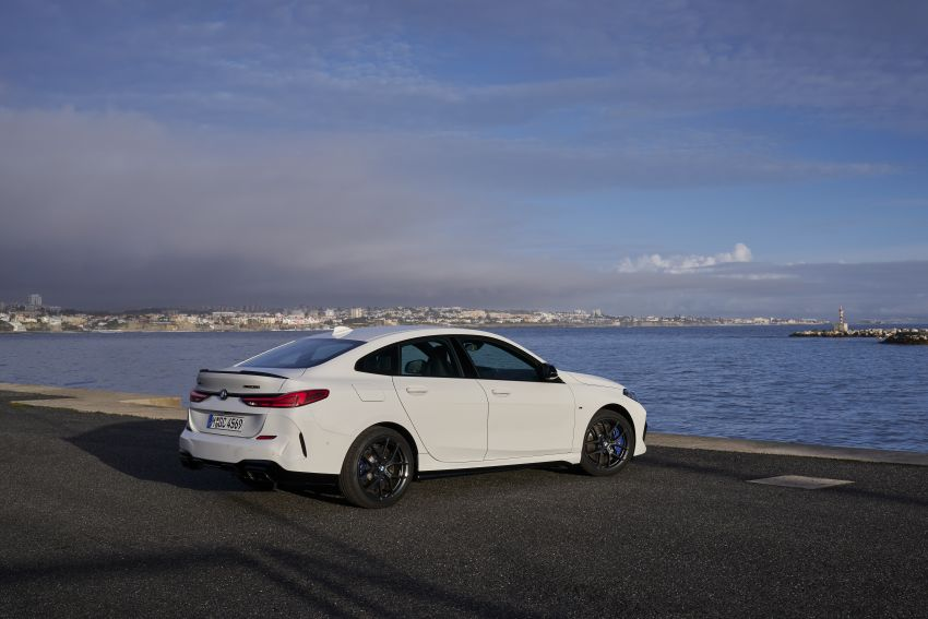 GALLERY: F44 BMW 2 Series Gran Coupé in Lisbon Image #1088976