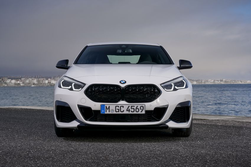 GALLERY: F44 BMW 2 Series Gran Coupé in Lisbon Image #1088978