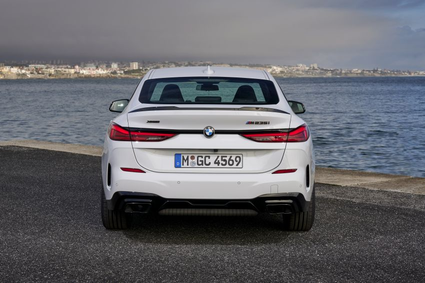 GALLERY: F44 BMW 2 Series Gran Coupé in Lisbon Image #1088982