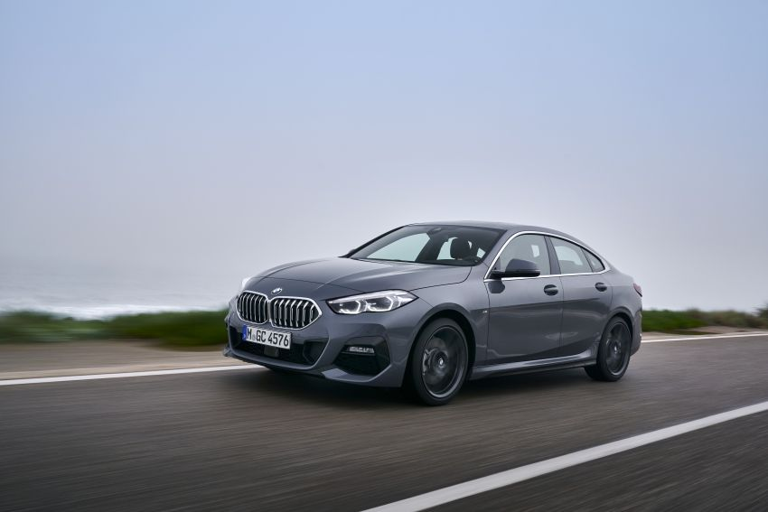 GALLERY: F44 BMW 2 Series Gran Coupé in Lisbon Image #1088835