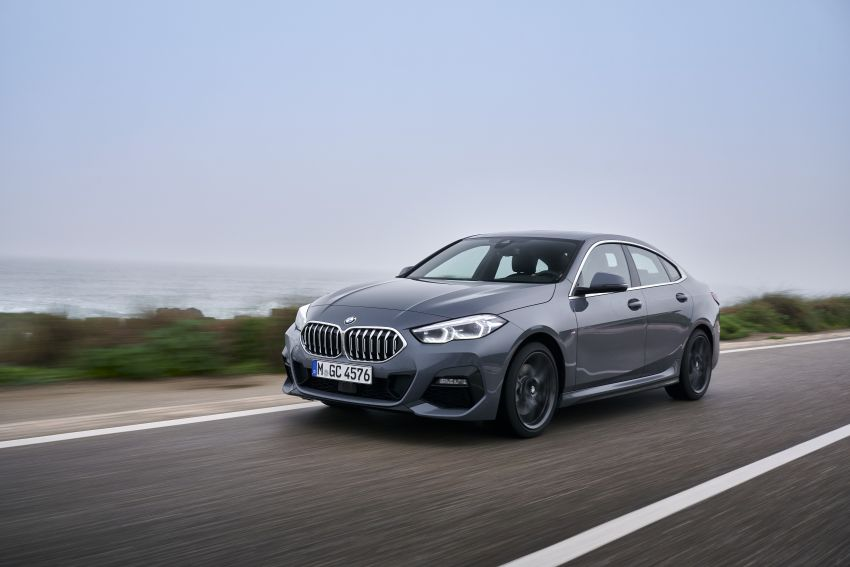 GALLERY: F44 BMW 2 Series Gran Coupé in Lisbon Image #1088836