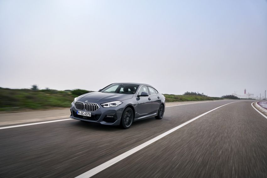 GALLERY: F44 BMW 2 Series Gran Coupé in Lisbon Image #1088837