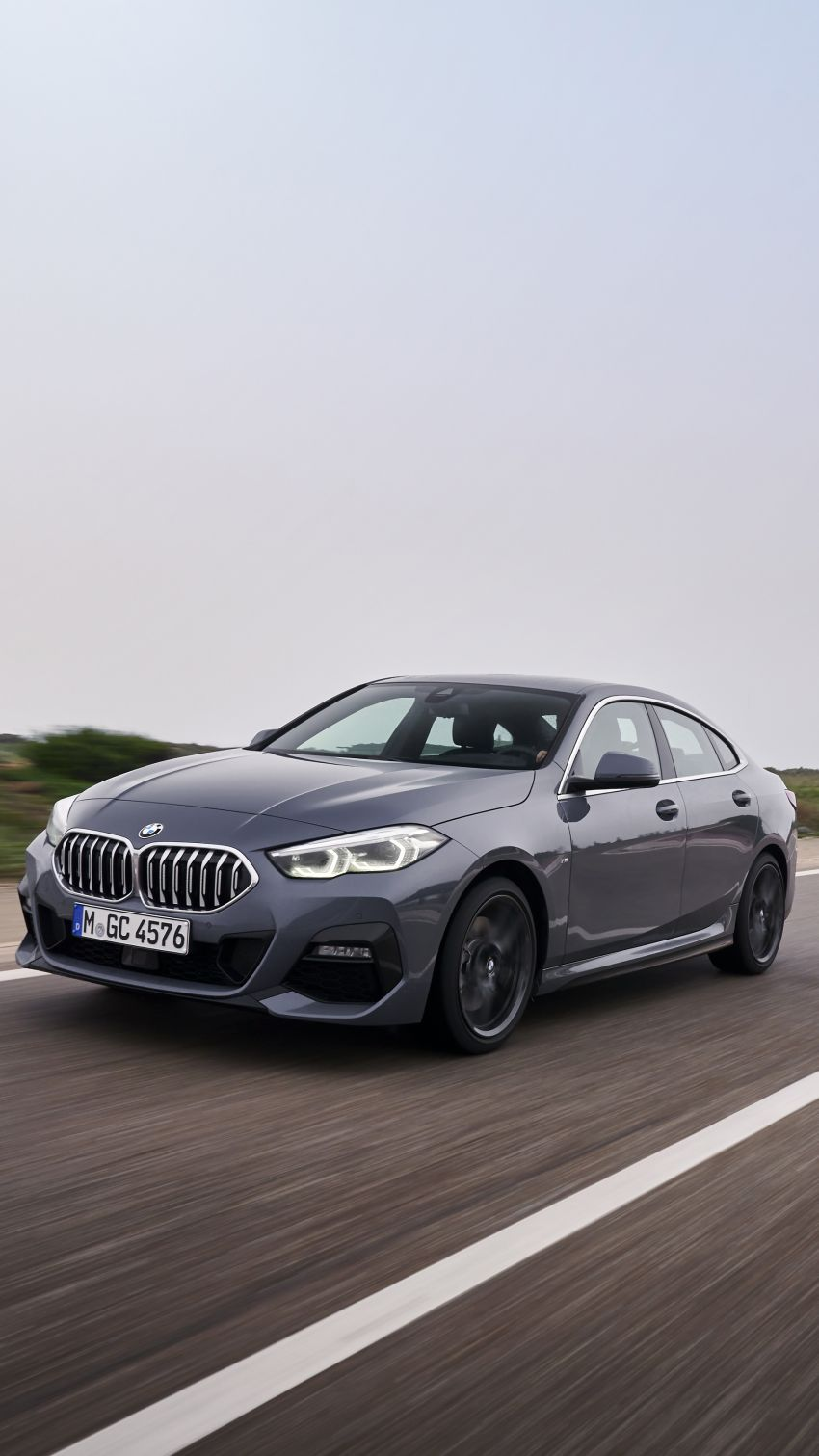 GALLERY: F44 BMW 2 Series Gran Coupé in Lisbon Image #1089033