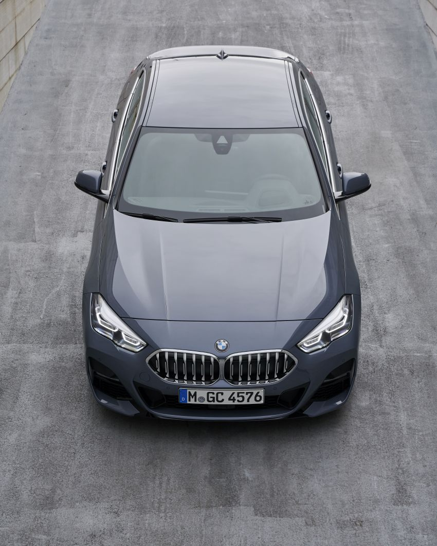 GALLERY: F44 BMW 2 Series Gran Coupé in Lisbon Image #1089037