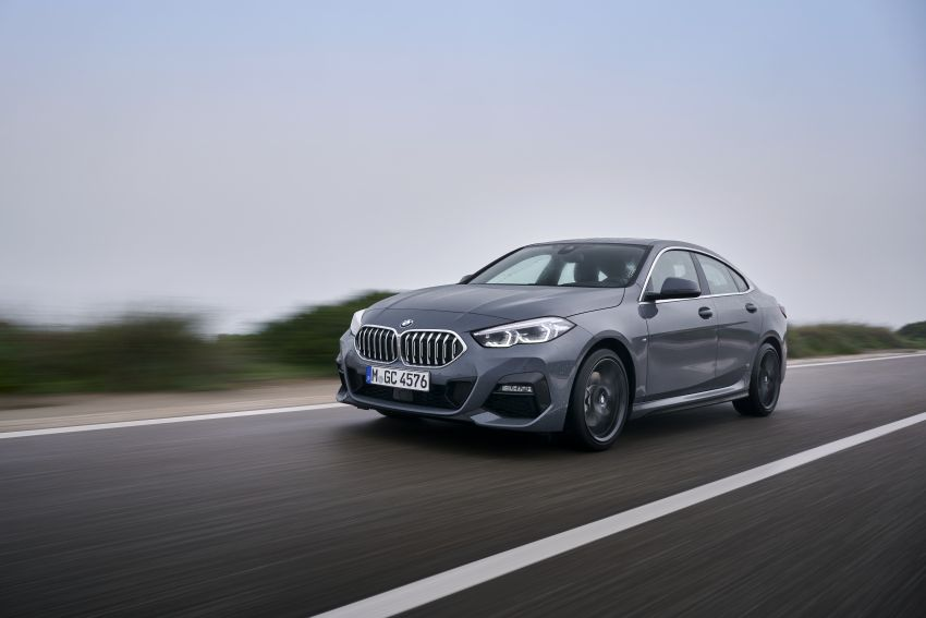 GALLERY: F44 BMW 2 Series Gran Coupé in Lisbon Image #1088839