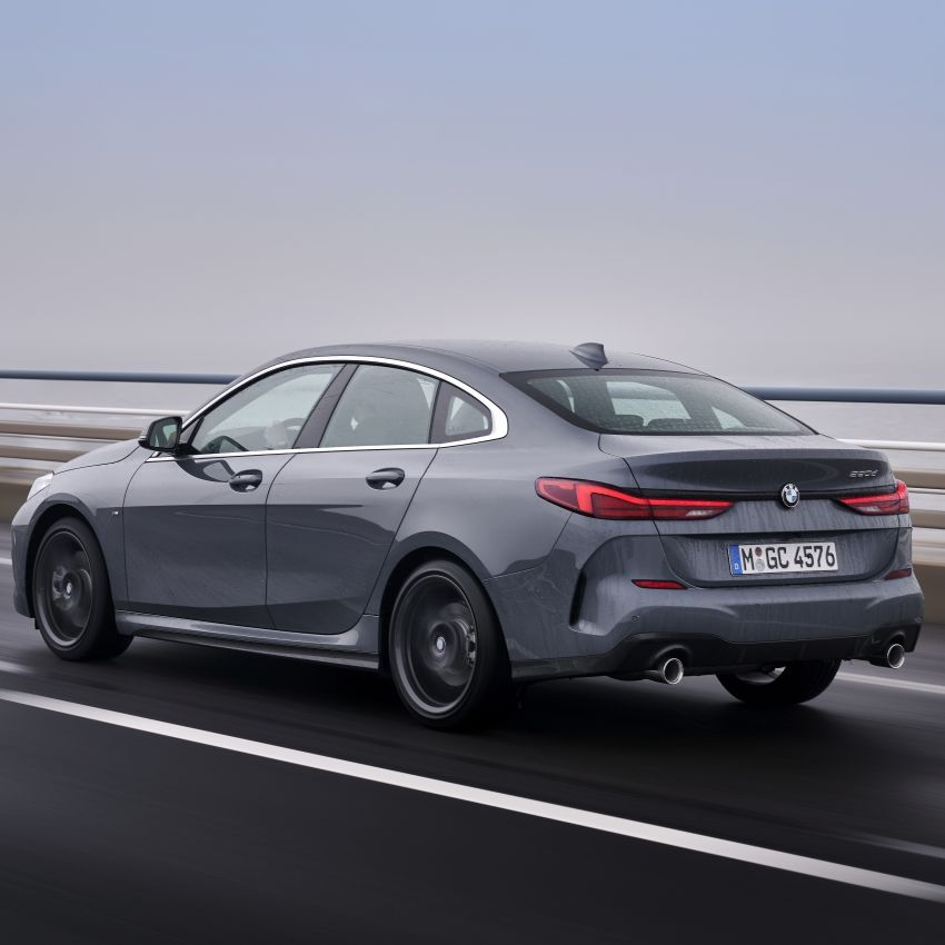 GALLERY: F44 BMW 2 Series Gran Coupé in Lisbon Image #1089038