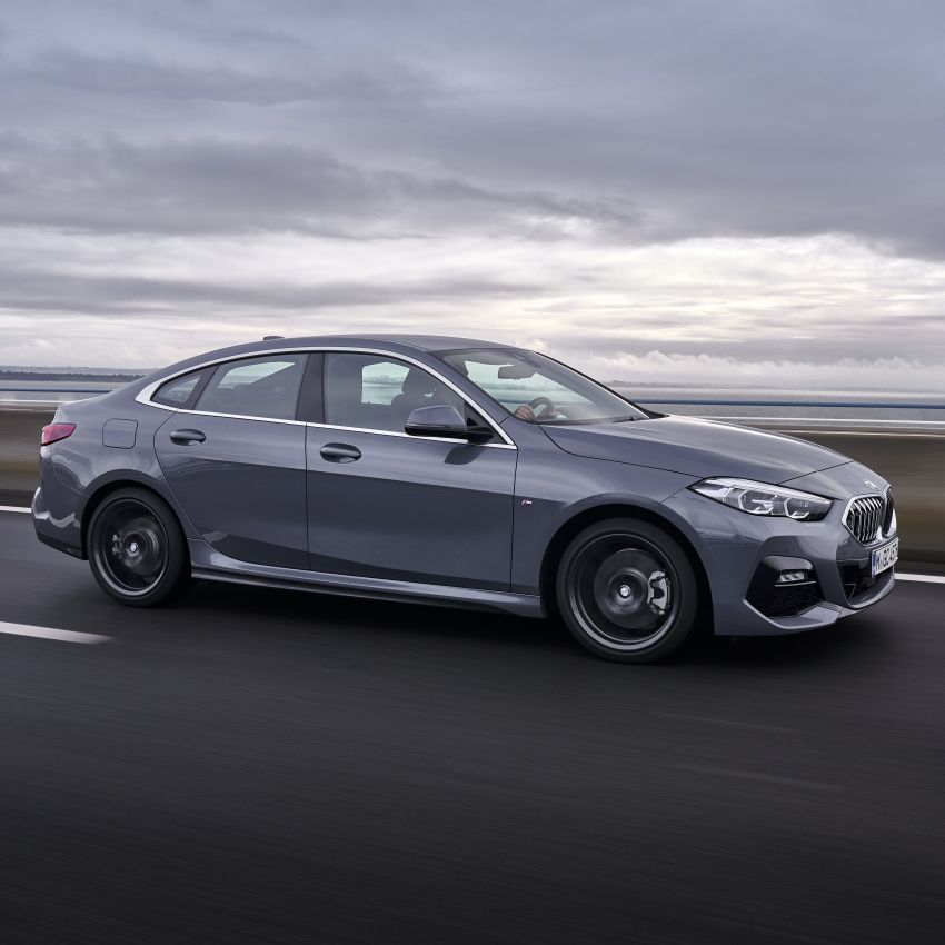 GALLERY: F44 BMW 2 Series Gran Coupé in Lisbon Image #1089039
