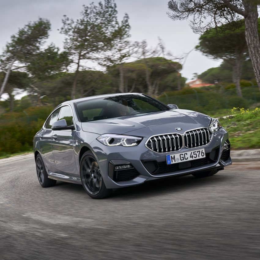 GALLERY: F44 BMW 2 Series Gran Coupé in Lisbon Image #1089040