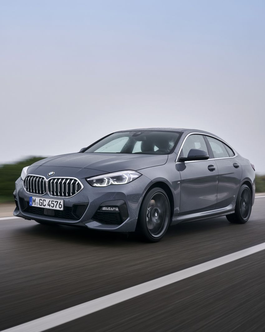 GALLERY: F44 BMW 2 Series Gran Coupé in Lisbon Image #1089041