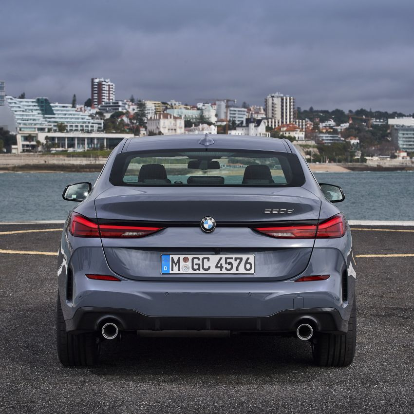 GALLERY: F44 BMW 2 Series Gran Coupé in Lisbon Image #1089049