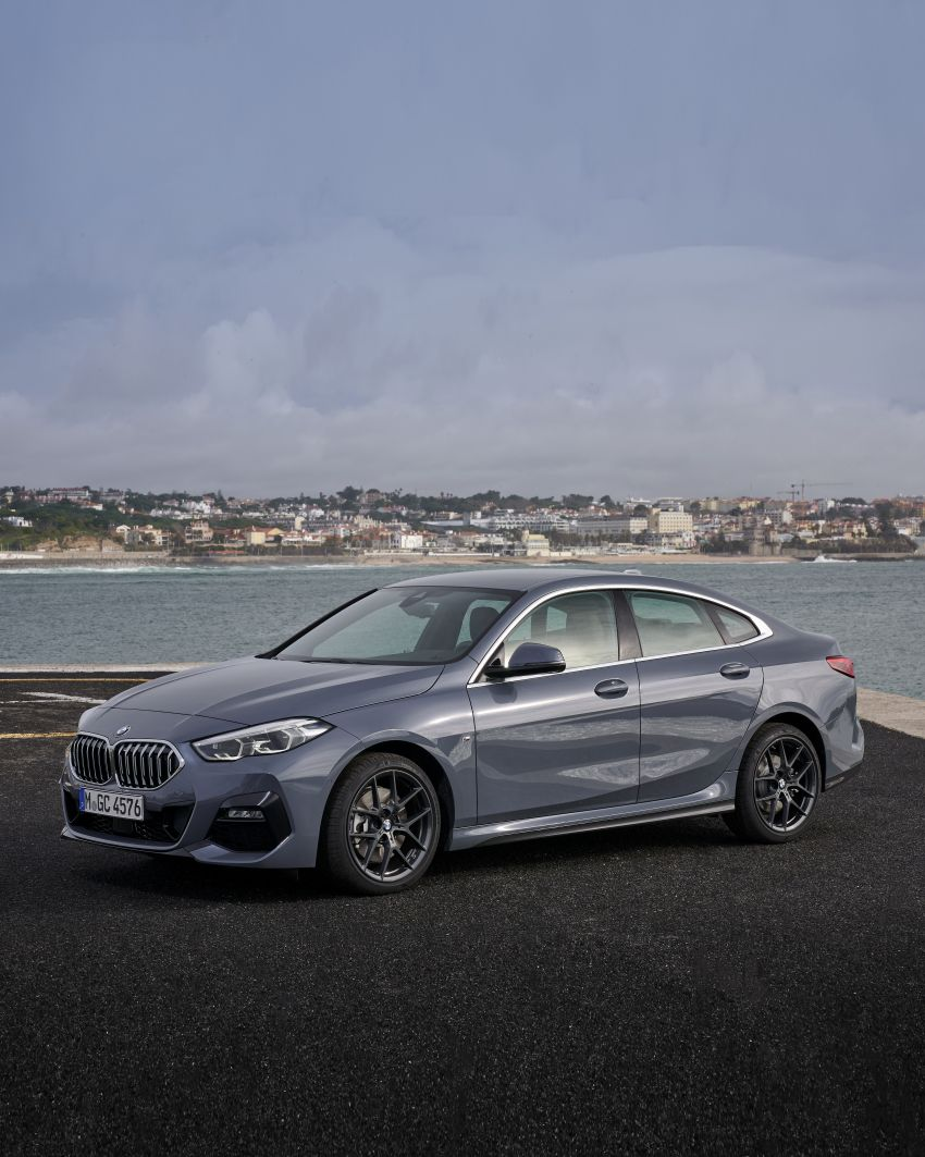 GALLERY: F44 BMW 2 Series Gran Coupé in Lisbon Image #1089061