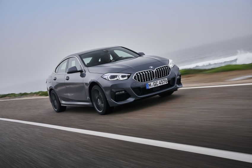 GALLERY: F44 BMW 2 Series Gran Coupé in Lisbon Image #1088840