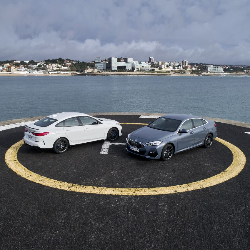 GALLERY: F44 BMW 2 Series Gran Coupé in Lisbon Image #1089063