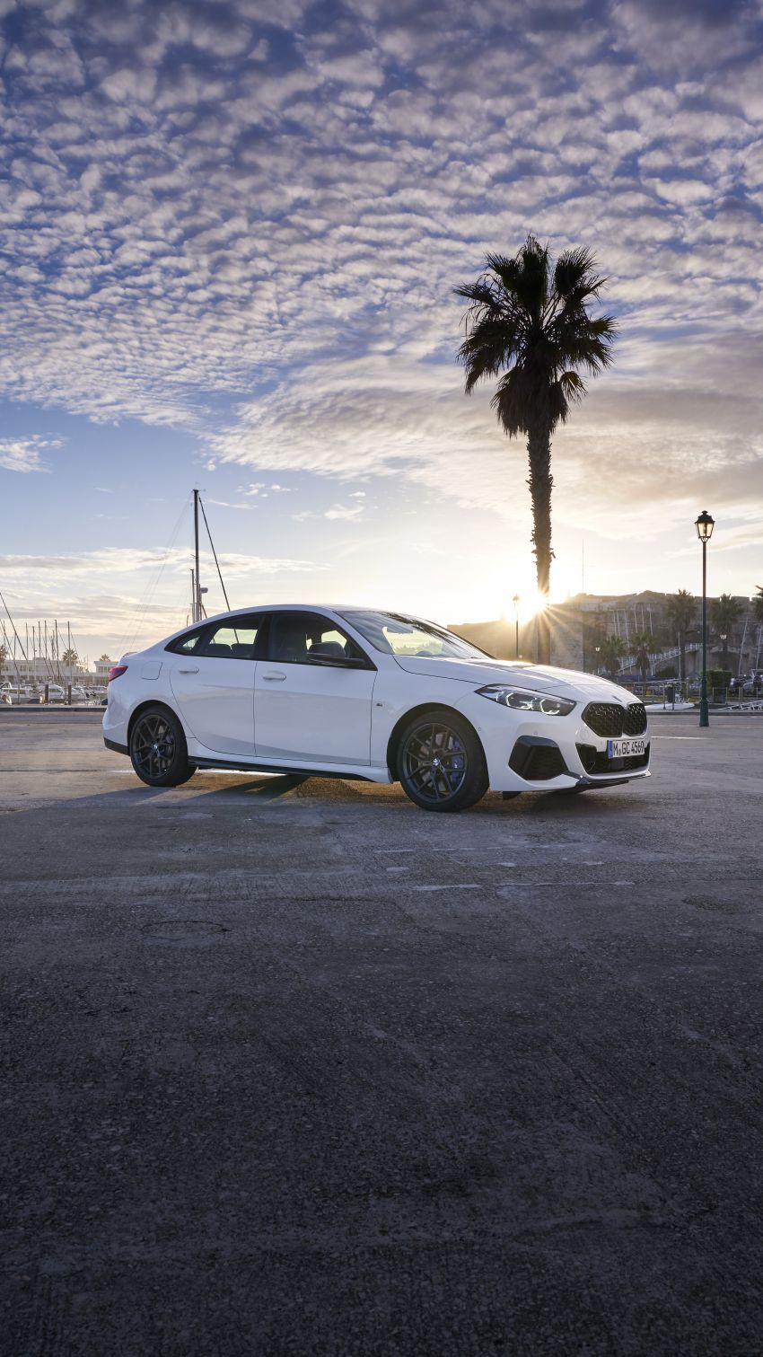 GALLERY: F44 BMW 2 Series Gran Coupé in Lisbon Image #1089067