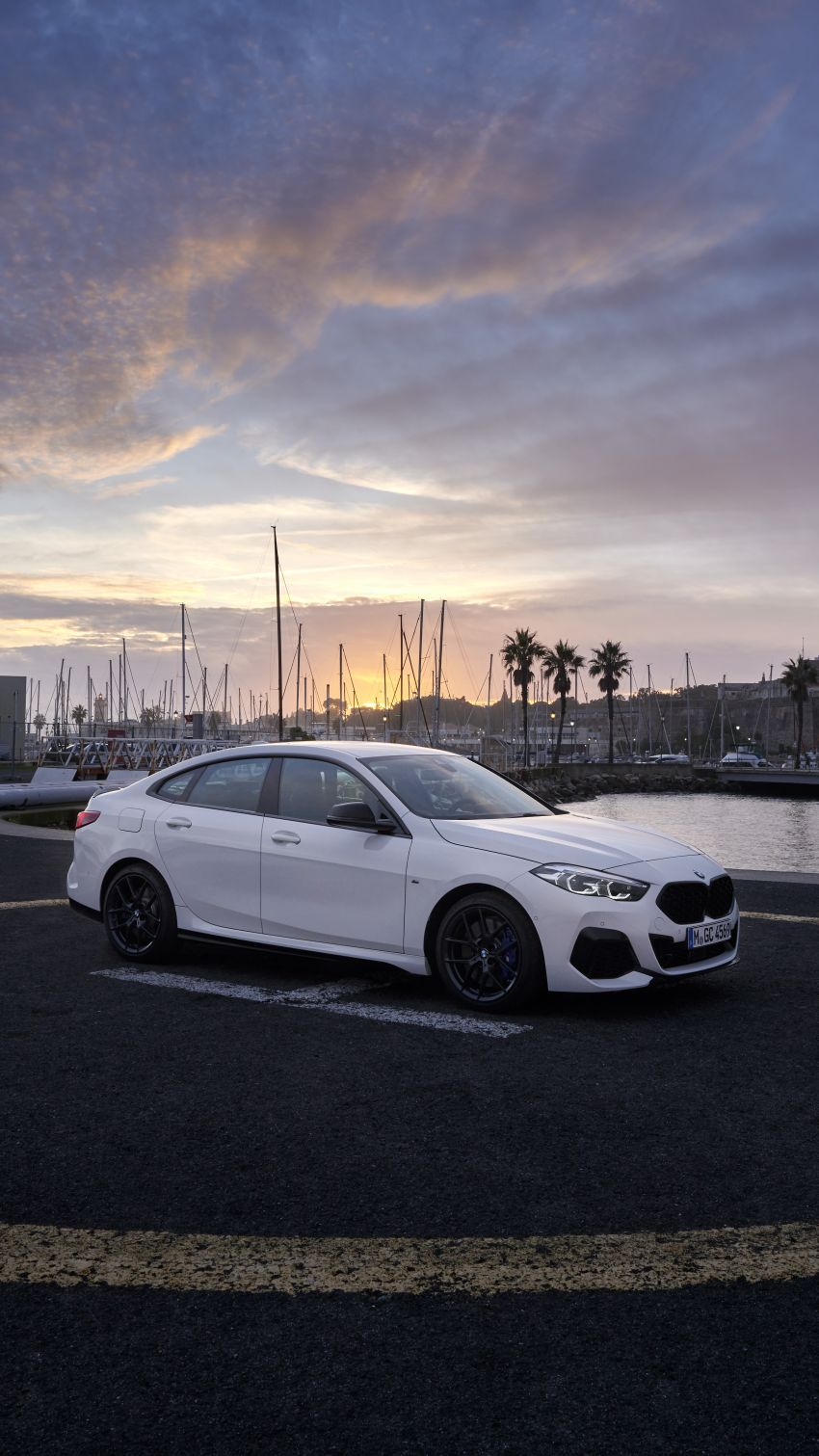 GALLERY: F44 BMW 2 Series Gran Coupé in Lisbon Image #1089068